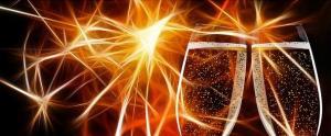 Champagne & Fireworks